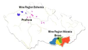 czech-wine-regions